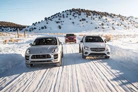 lexus ct200h vs mercedes b200 2017 jaguar f pace s vs 2017 mercedes amg glc43 vs 2017 porsche