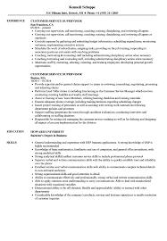 resume template administrative w experience project 211 lancaster customer service supervisor resume sles velvet jobs