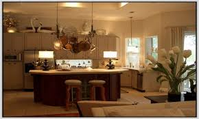 tag for decorating ideas for space above kitchen cabinets home
