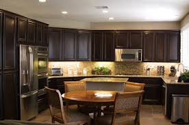 The Process Of Staining Kitchen Cabinets  Decor Trends - Easiest way to refinish kitchen cabinets