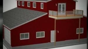 Red Barn Plans Monitor Garage Plans Barn Floor Plans Video Dailymotion