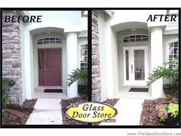 Etched Glass Exterior Doors Frosted Glass Exterior Door Glass Panels For Front Doors Glass