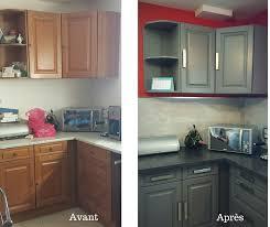 cuisine avant apr鑚 résultats de recherche d images pour peinture meubles cuisine
