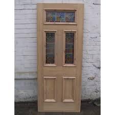 stained glass entry door panel door with glass choice image glass door interior doors
