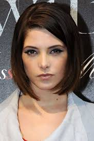 and medium hairstyles for round faces 2016 short