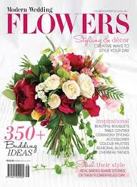 wedding flowers magazine modern wedding flowers modern wedding magazines