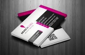 arvexia business card template luxurious web design
