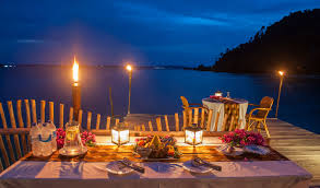 candle light dinner long island photo gallery telunas resorts just 50 km south of singapore