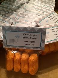 peanut baby shower take home circus peanut favors for the elephant baby shower theme