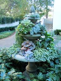 pinspiration 15th interesting planters fountain water and gardens