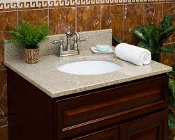 Bathroom Vanity Countertop Ideas Pros Of Granite Bathroom Vanity Tops U2013 Kitchen Ideas