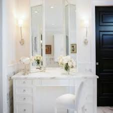 White Carrera Marble Bathroom - photos hgtv