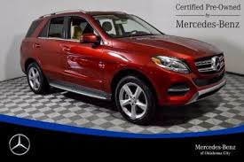 mercedes oklahoma city used 2017 mercedes gle class for sale in oklahoma city ok