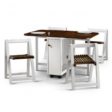 folding chairs dining room dining room folding dining table and