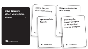 cards against humanity expansion bomb cards against humanity team up bomb