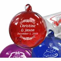 ornament favors christmas ornament wedding favors learntoride co