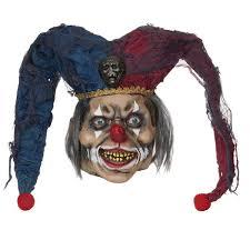 jester mask deranged jester mask athlone jokeshop and costume hire