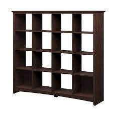 Narrow Bookcase Espresso by Bookshelf With Doors Espresso Better Homes And Gardens Crossmill