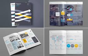 ind annual report template 15 annual report templates with awesome indesign layouts