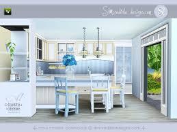 The Coastal Kitchen - simcredible u0027s coastal kitchen