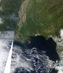 Satellite Map Usa Gms Three Months Of Oil Satellites View Gulf Oil Spill