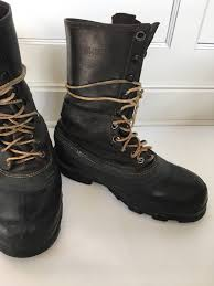 vintage 1950 u0027s duck boots hunting boots hiking boots