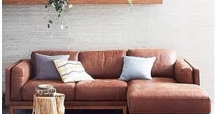 Unmissable Interior Design Hashtags On Twitter - Leather sofa interior design