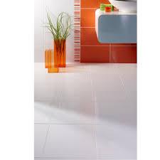 brighton white ceramic floor tile by bct ceramic planet