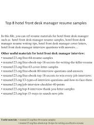 Hotel Front Desk Supervisor Job Description Housekeeping Resume Objective Template Design Hotel Housekeeping