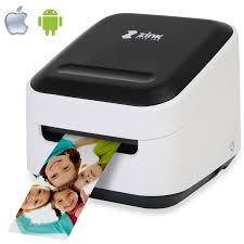 zink happy wireless photo and label printer zinkhappy