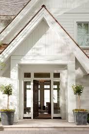 modern farmhouse exterior entry in lake minnetonka mn inspire