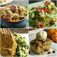 elegant dinner recipes recipe index a dish of daily life