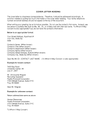 appointment setter cover letter resume cover letter heading resume for your job application