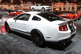 Black 2010 Mustang Gt Sema 2010 Raceskinz 2011 Mustang Gt Mustangs Daily
