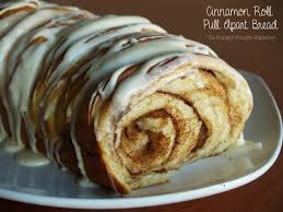 hungry hungry highness cinnamon roll pull apart bread