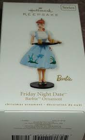 210 best hallmark barbie ornaments images on pinterest