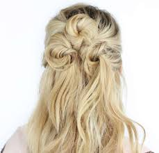 easy half up half down hairstyles to rock for any occasion more com