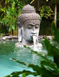 bali buddha water feature sanctuary water features