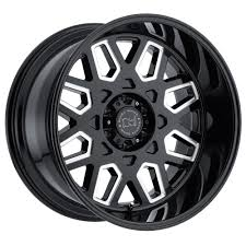 Wide Rims And Tires For Trucks Truck Rims By Black Rhino