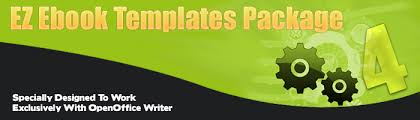 ez ebook template package 4 make the most out of open office