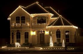 White Christmas Lights Decorations by Decorate House Christmas Lights House Interior