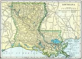 Louisiana Mississippi Map by Louisiana Genealogy U2013 Access Genealogy
