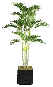 Fake Plants For Home Decor Features No Need To Shop For A Planter Separately Comes