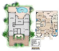 dos palmas home plan weber design group