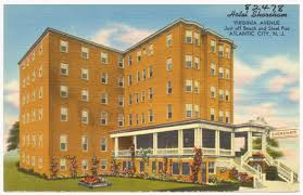 hotel shoreham virginia avenue just off beach and steel pier