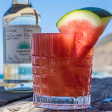frozen watermelon margarita cinco de mayo margarita recipes from george clooney and rande