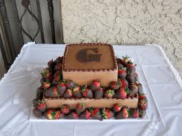 grooms cake two tier chocolate grooms cake with strawberries cakecentral