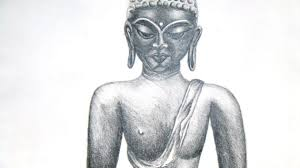 pencil sketches of buddha siddhartha by calliefink deviantart on