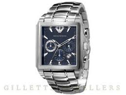 gillett s jewelers new armani watches designer label style that s affordable