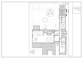 layouts of houses gallery of house in rishpon studio de lange 34 house layouts
